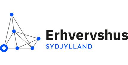Erhvervshus Sydjylland logo