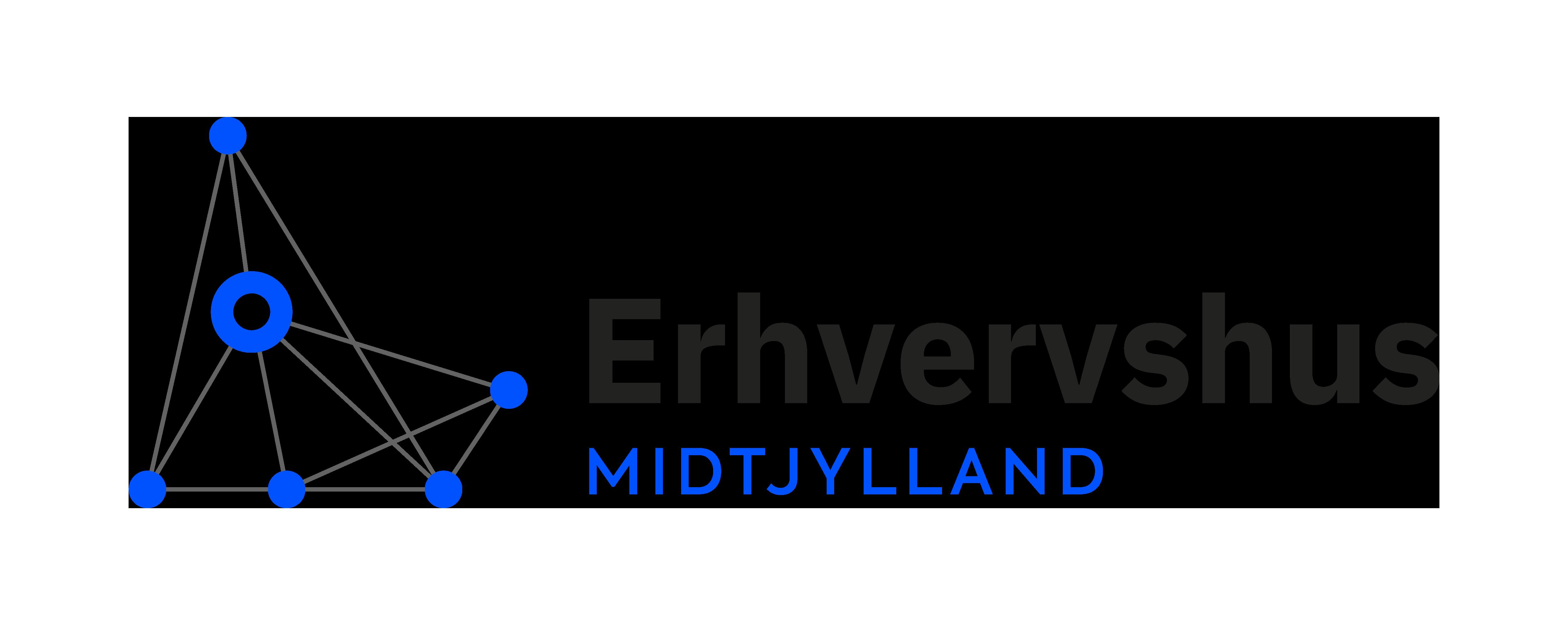 Erhvershus Midtjylland Logo